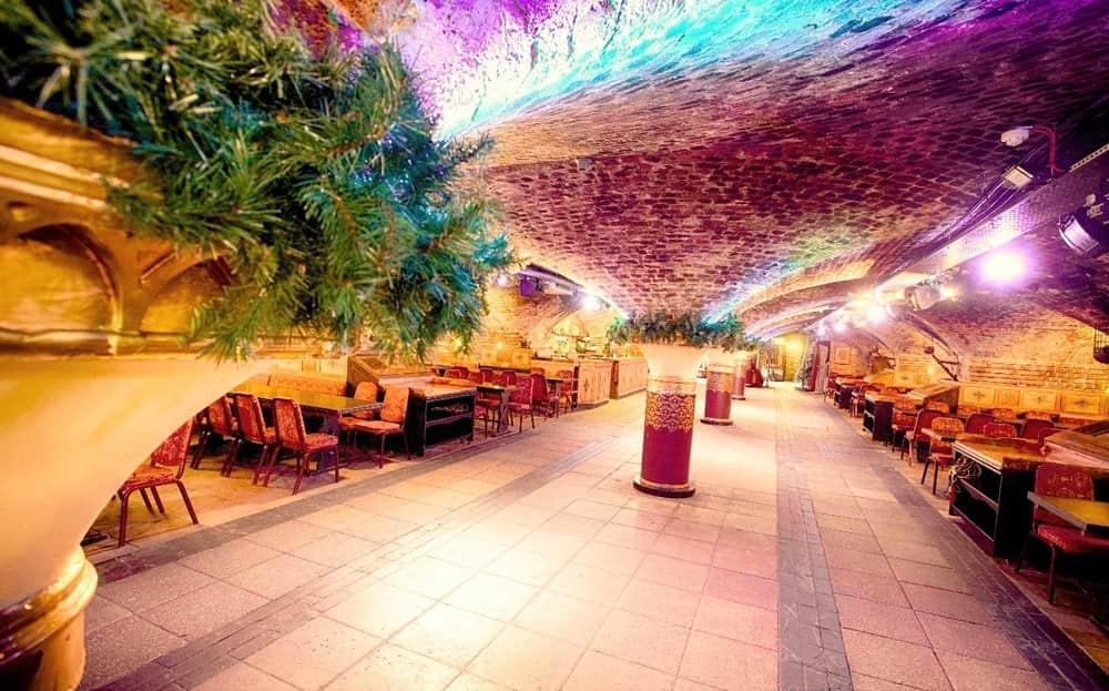 festive venues xmas party Ivory Vaults