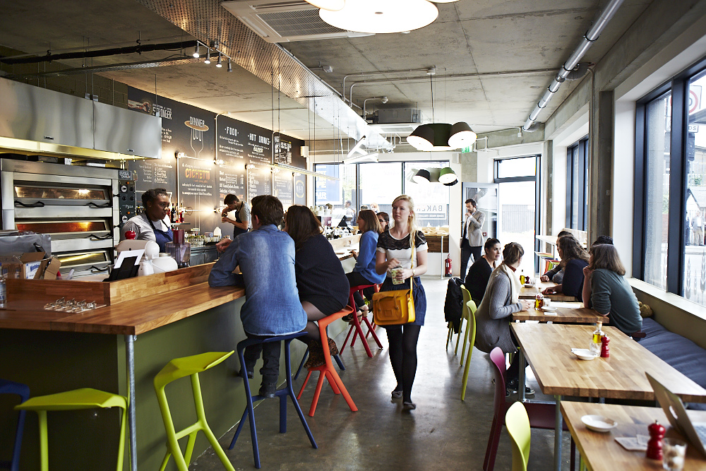 Top 5 Workspaces In North London With Wifi