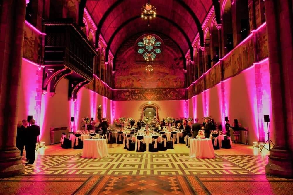 Mansfield Traquair iconic venues Edinburgh