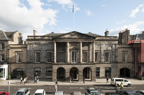 Assembly Rooms Edinburgh iconic venues