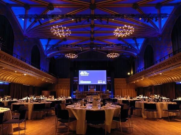 The Hub Edinburgh iconic venues