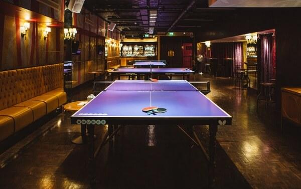 Bounce ping pong Farringdon table tennis