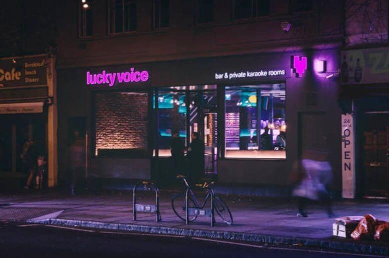 Lucky Voice Karaoke London