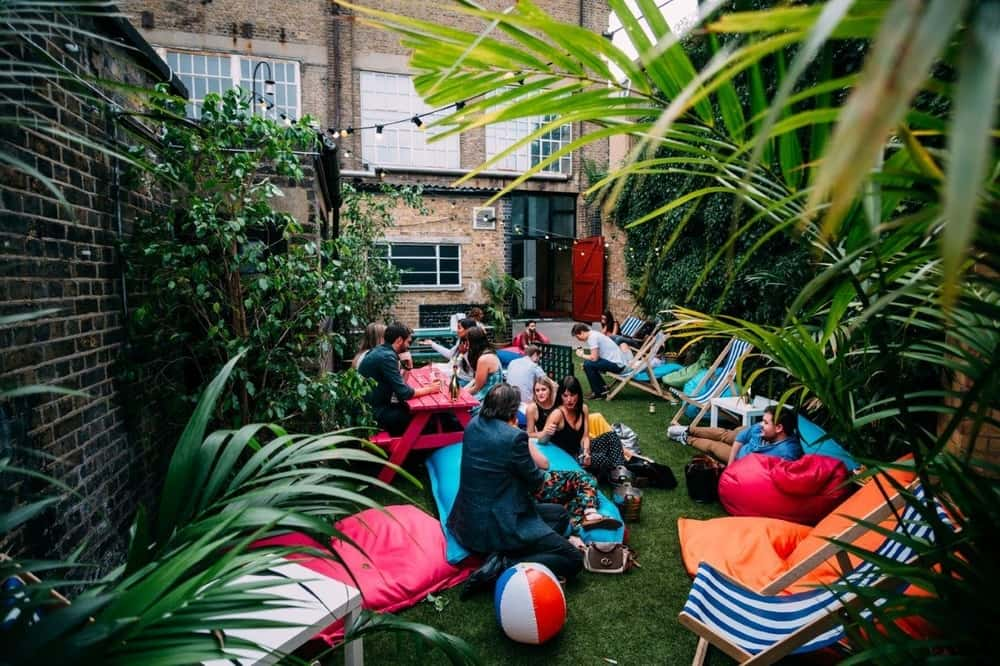 City Summer House London summer party venues