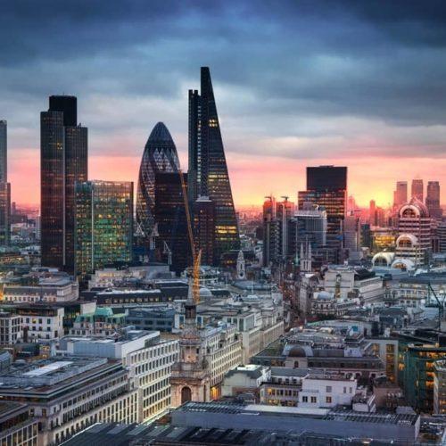 London rooftop venues bars skyline