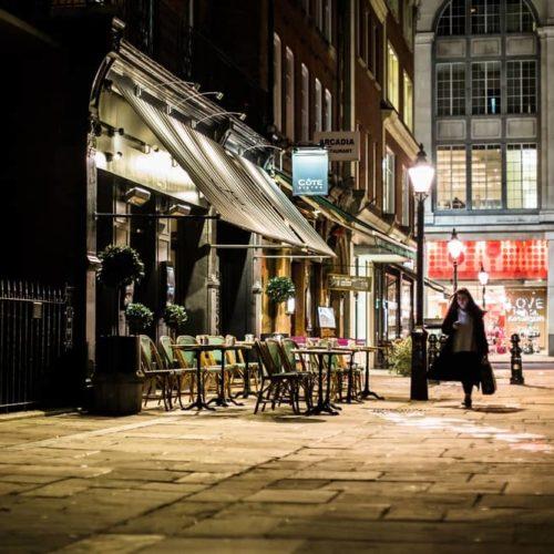 secret London venues hire alley