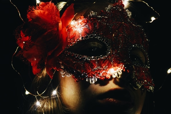 Christmas party themes masquerade