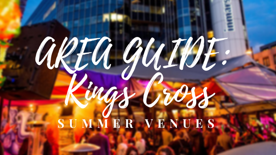 Area Guide: Kings Cross Summer Venues