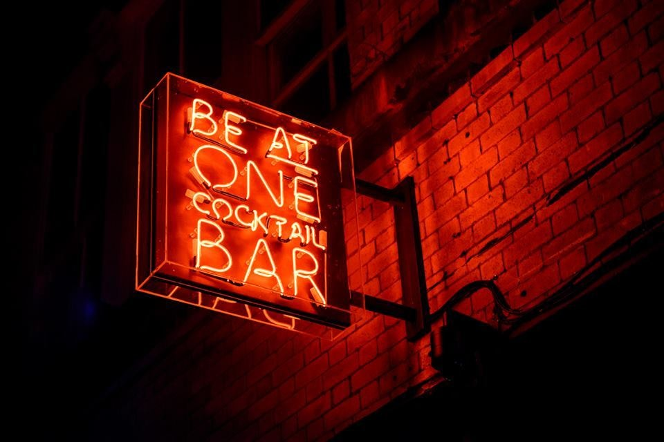 Be At One Manchester hidden bars