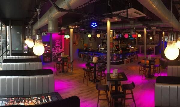 Manchester Northern Quarter venue hire Bar 21