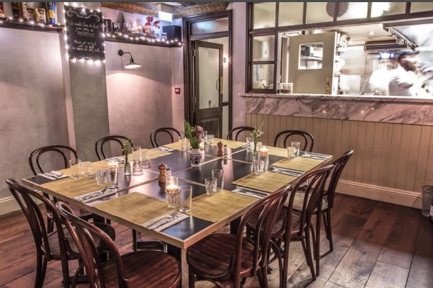 Chefs Table Polpetto private dining