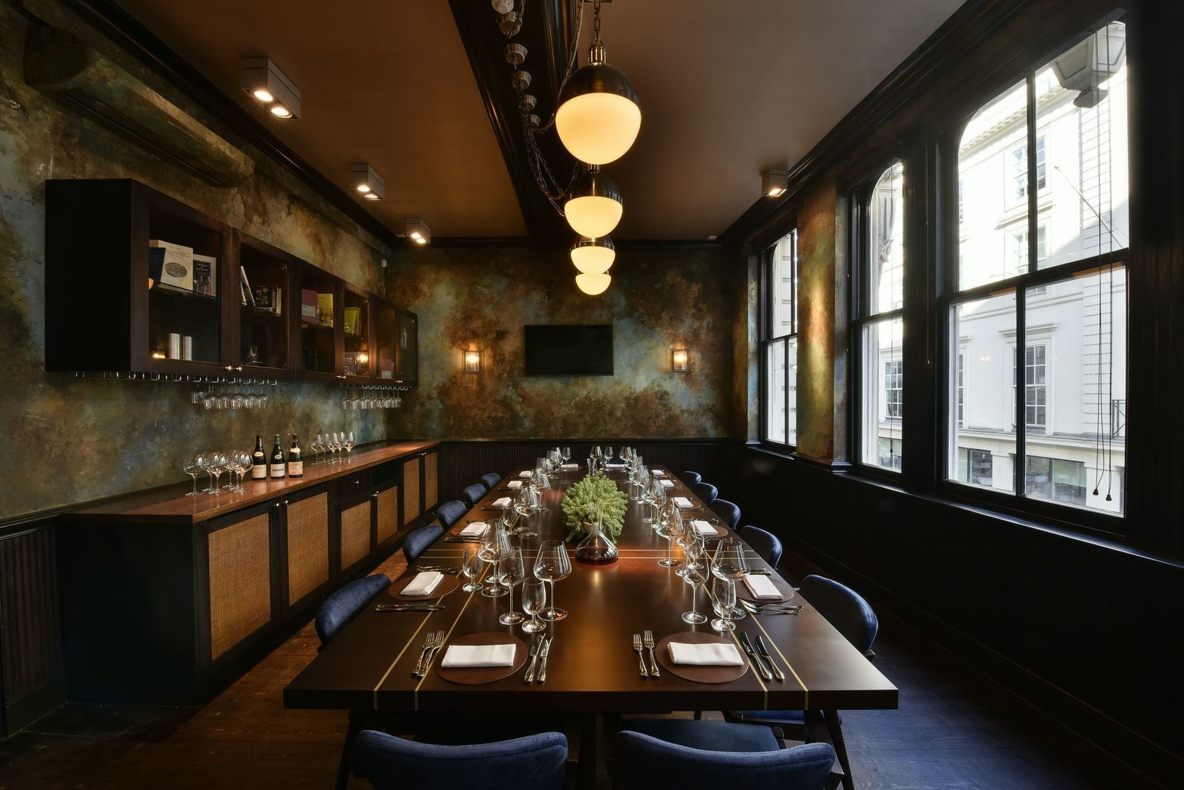 Glamorous private room dining london images best for Best private dining rooms chelsea