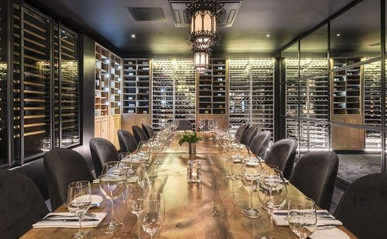 Gaucho Piccadilly Wine Room private dining
