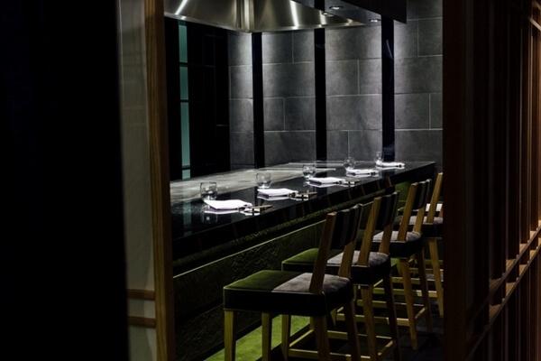 Teppanyaki Table Ginza Onodera