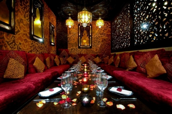 Kenza Restaurant Lounge The Dar Lazrak