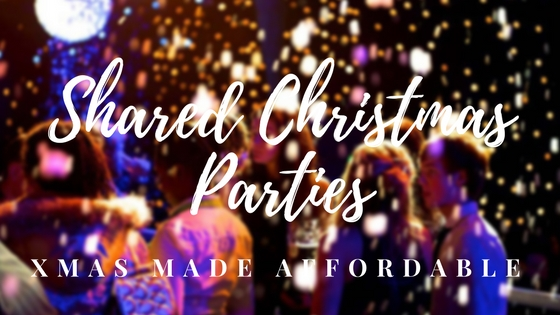 Shared Christmas Parties: Xmas Made Affordable