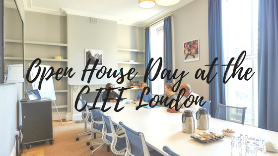 Open House Day at the CIEE Global Institute London