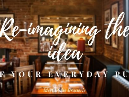Reimagining The Idea Of Your Everyday Pub