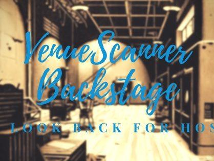VenueScanner Backstage 2017: For Venue Hosts