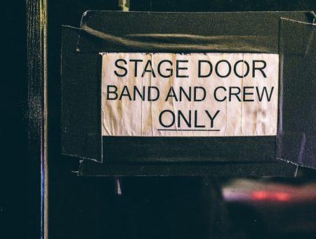 VenueScanner backstage event organisers