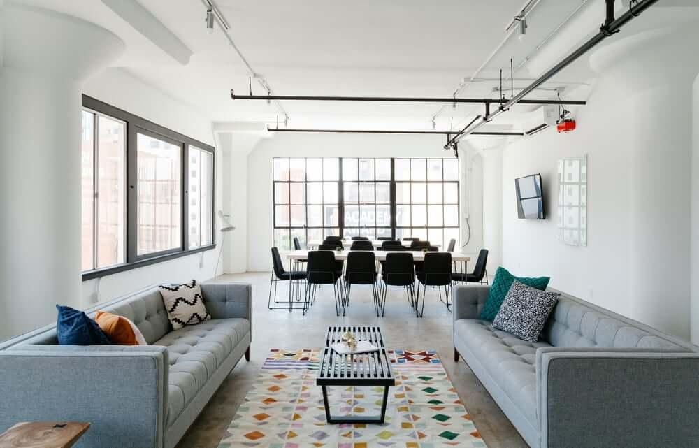 studio space uses living area