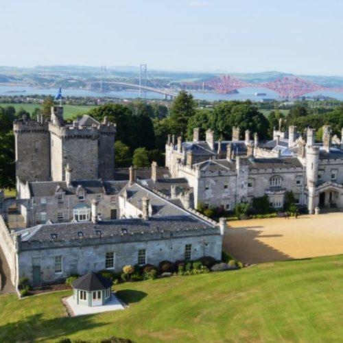 June venues Dundas Castle Edinburgh