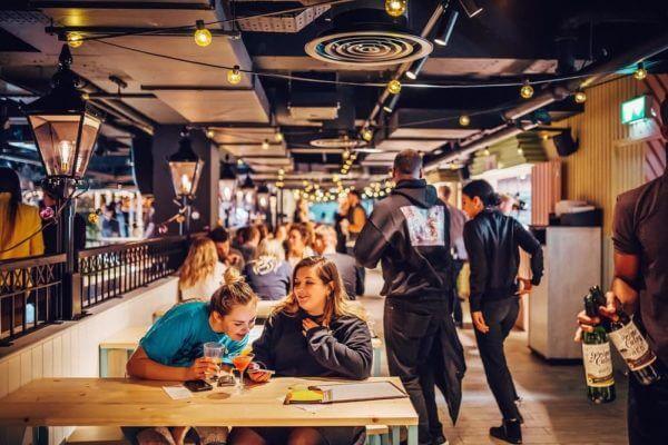 Swingers West End venue spotlight