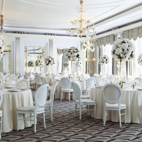 Claridges Ballroom most romantic wedding venues in London