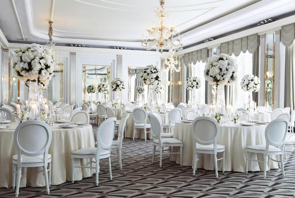 10 Romantic Outdoor Wedding Venues: The 10 Most Romantic Wedding Venues In London