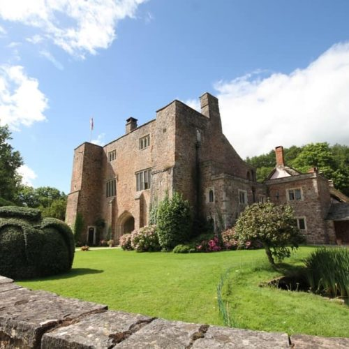 Bickleigh Castle grounds open day