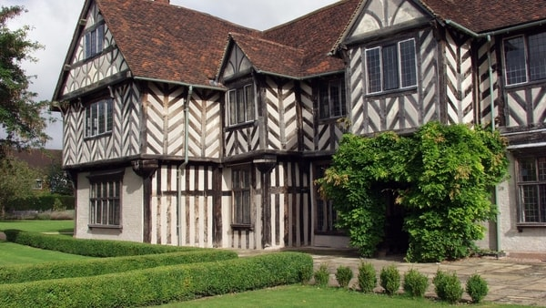 Blakesley Hall iconic party venues in Birmingham