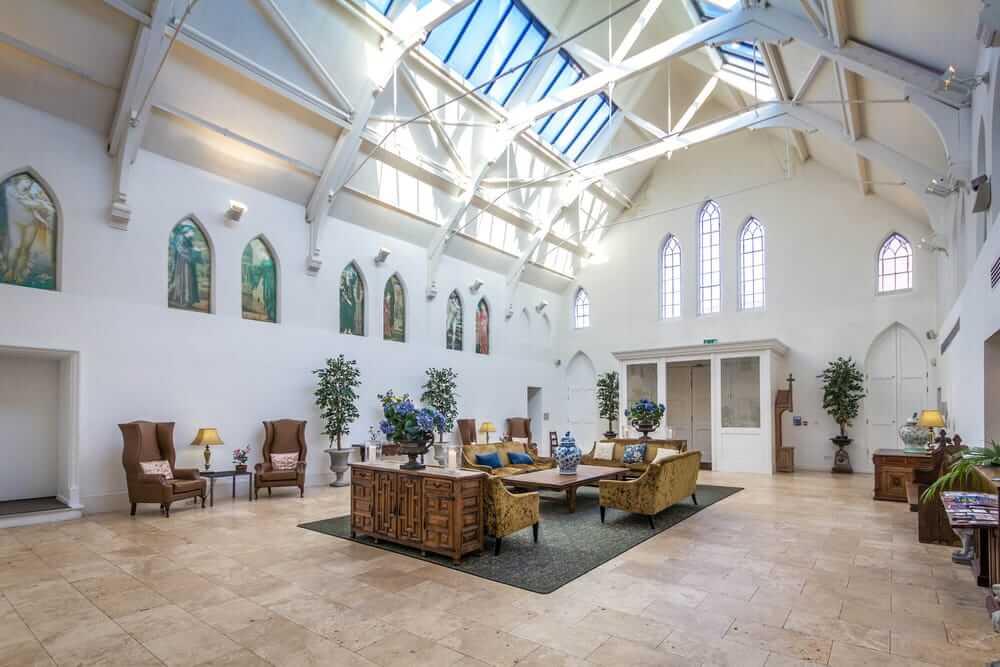 venue hire fazeley Studios Grand Gallery