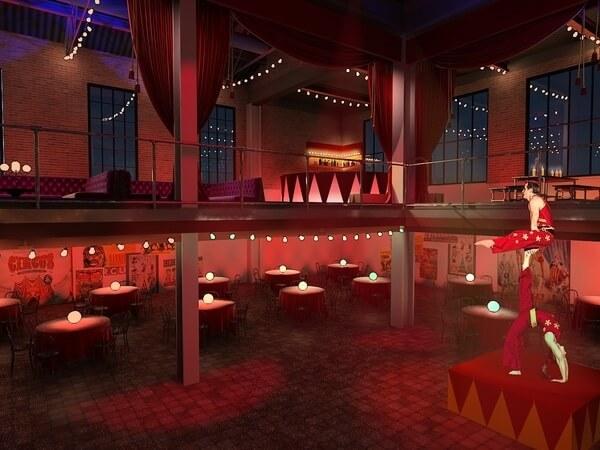 Vintage Circus Brickhouse London