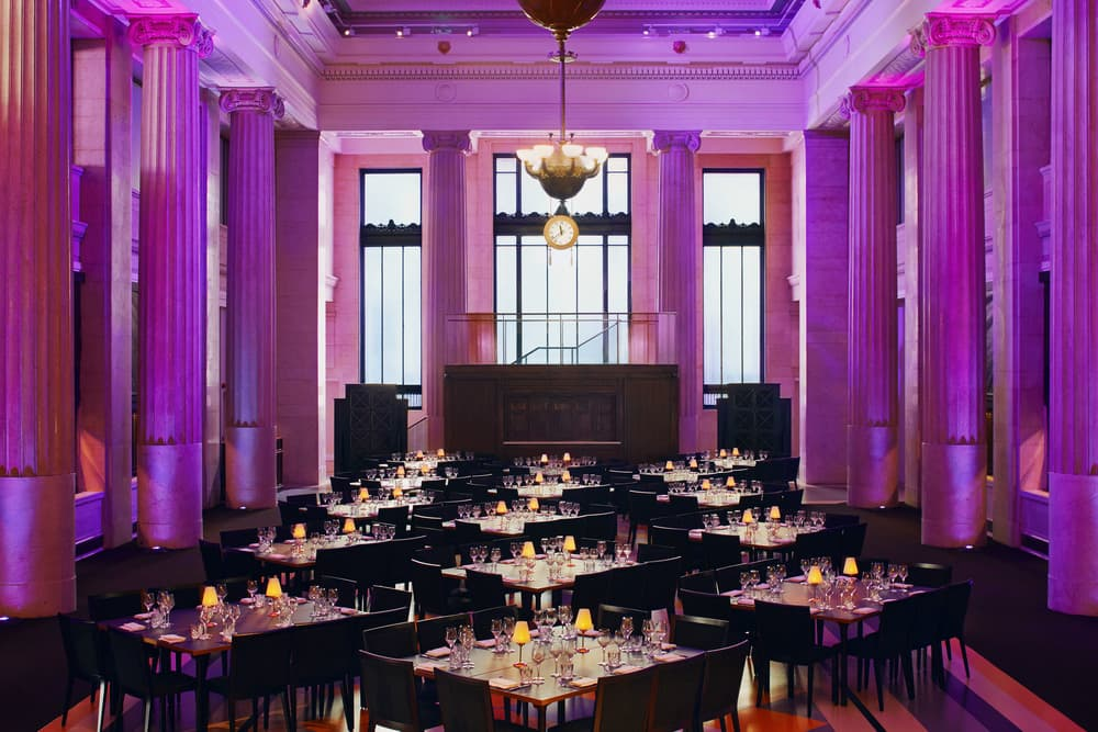 The Banking Hall conference venues in London