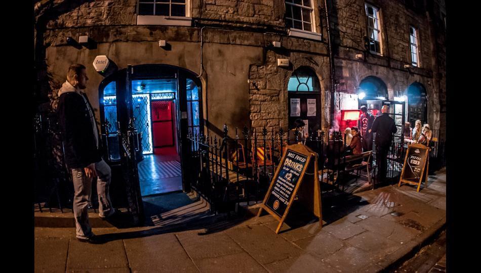 Cabaret Voltaire The Speakeasy Edinburgh