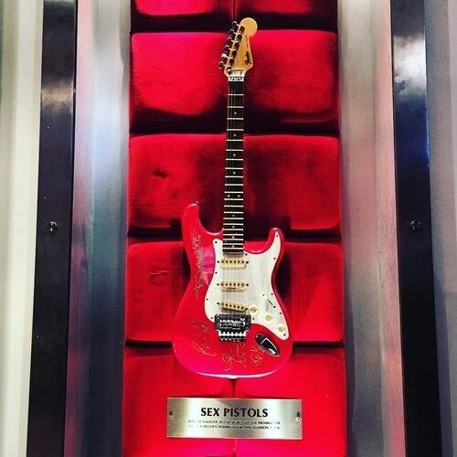 Hard Rock Cafe venue hire