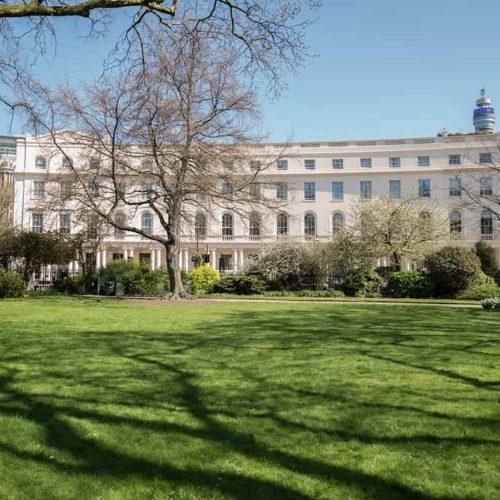 One Park Crescent venue hire London