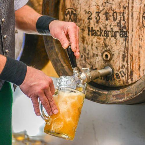 Beer Stein Oktoberfest in London 2018