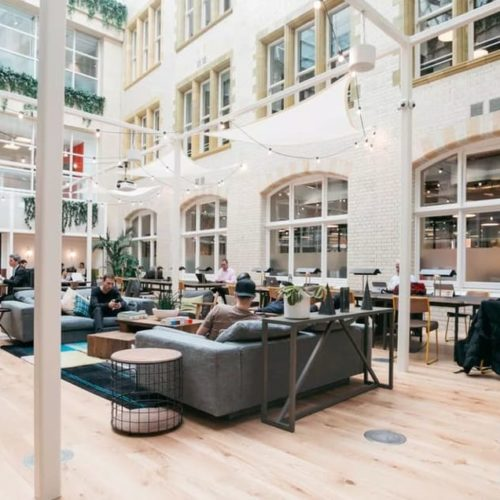 We Work Waterhouse Square best co-working spaces in London