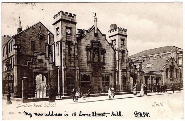 The Old Dr Bells Baths Edinburgh