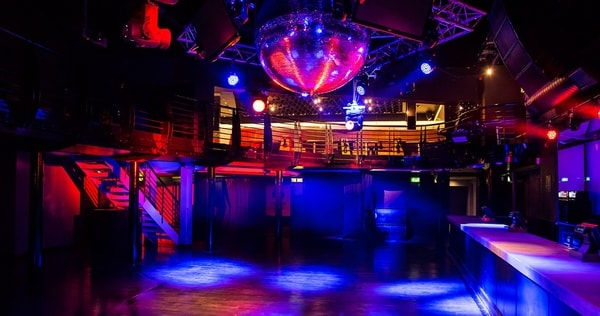 The Dance Floor At Ministry Of Sound A Perfect 18th Birthday Party Venue For