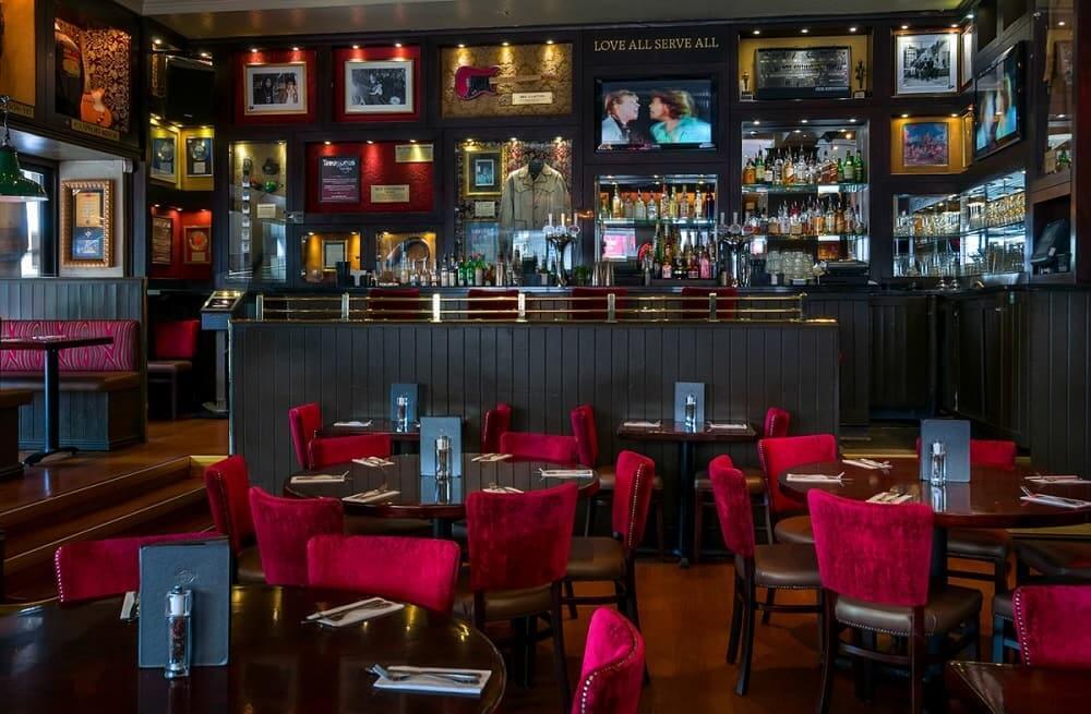 venue hire Hard Rock Cafe