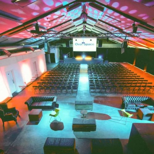 Oval Space venue hire