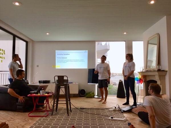 venueScanner team building retreat