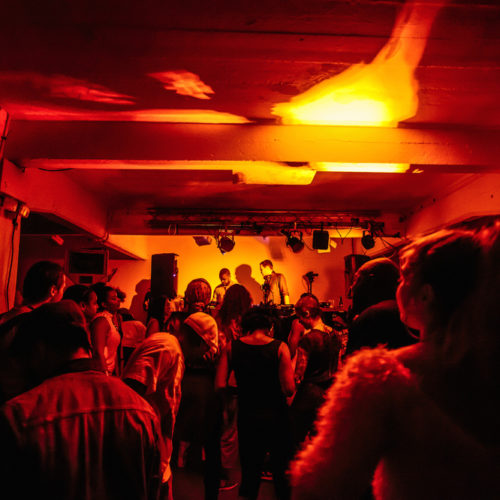 Hoxton Basement venue hire