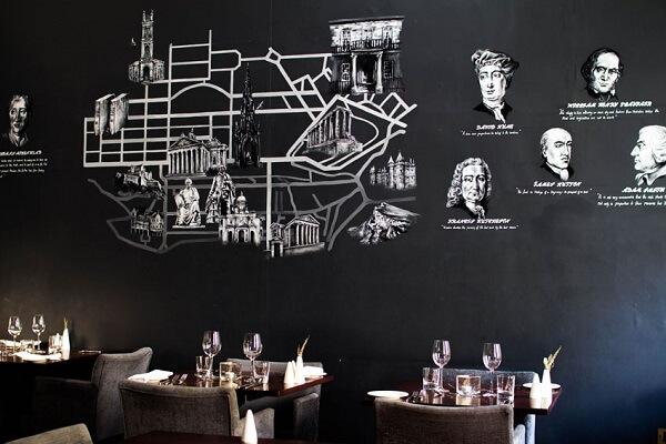 edinburgh restaurant hire