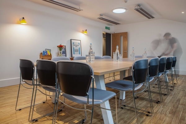 Lupercal Meeting Room Faber Creative Spaces