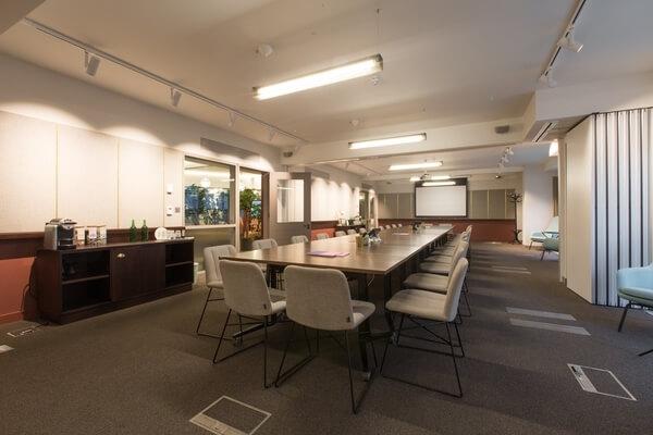 The Office Group Bloomsbury Way meeting room