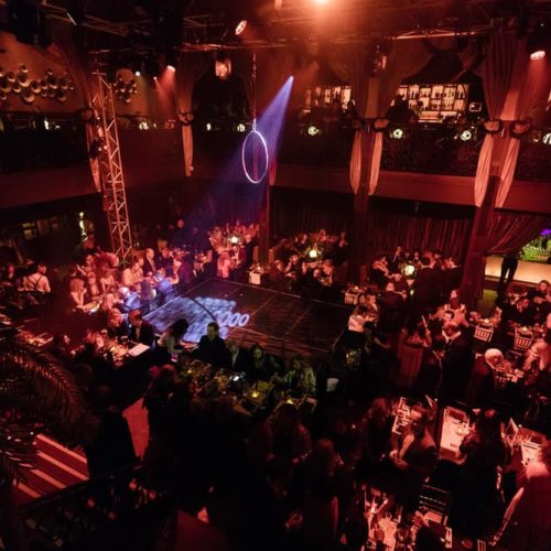 Proud embankment venue hire