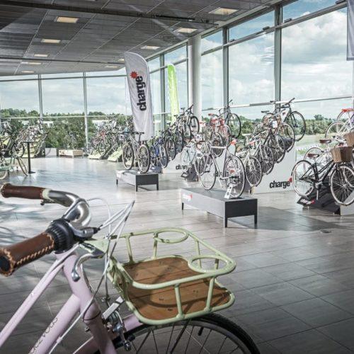 Mercedes- Benz World venue hire